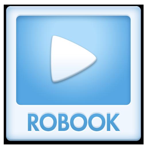 Robook Reader LOGO-APP點子