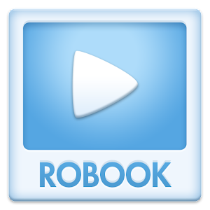 Robook Reader 書籍 App LOGO-硬是要APP