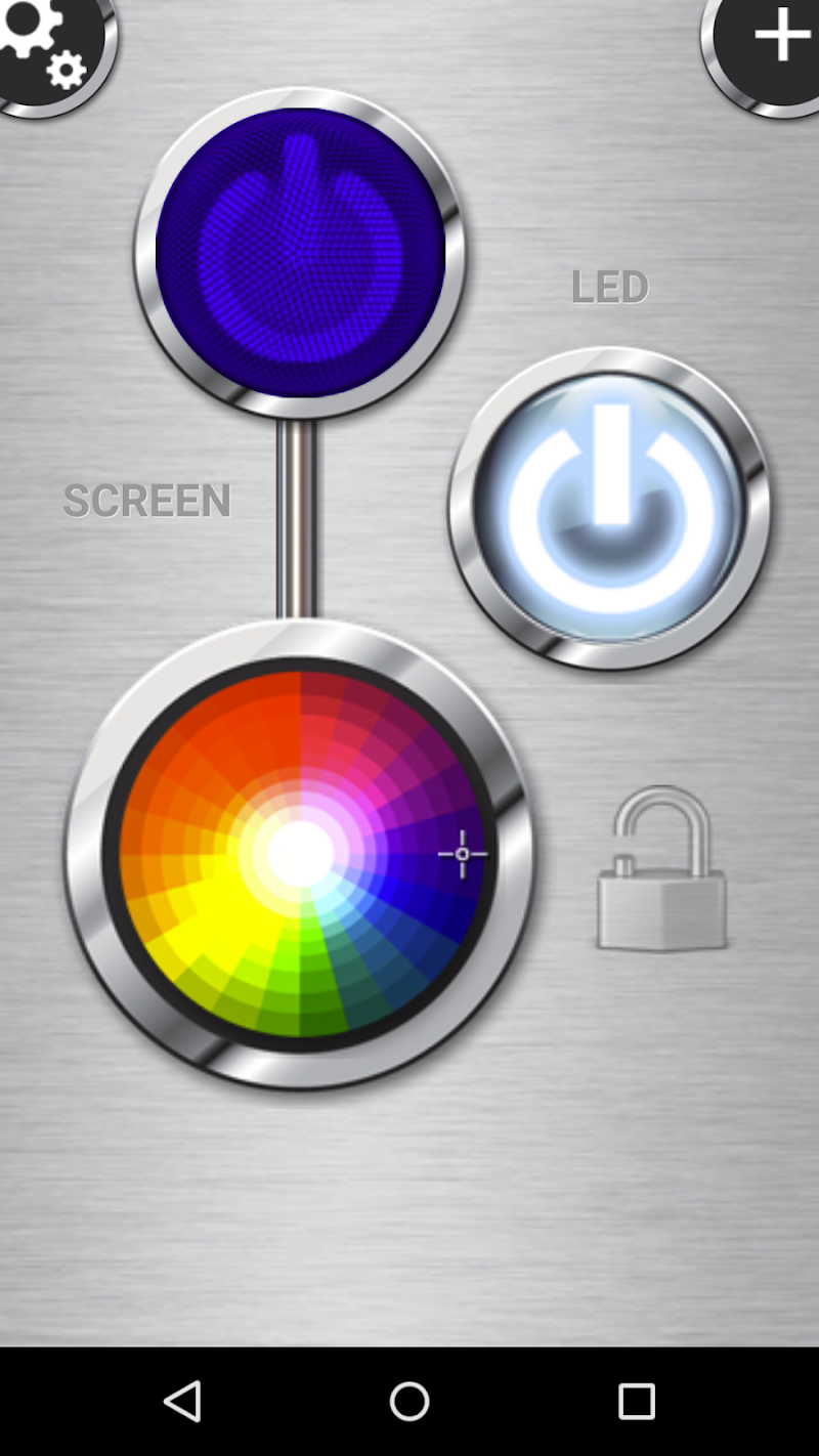FlashLight HD LED Pro Screenshot