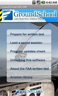 FAA Commercial Pilot Test Prep- screenshot thumbnail