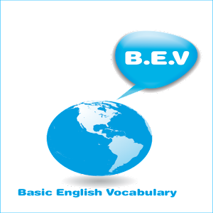 Basic English Vocabulary Icon