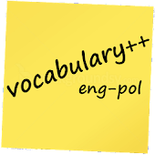 Vocabulary++ eng-pol