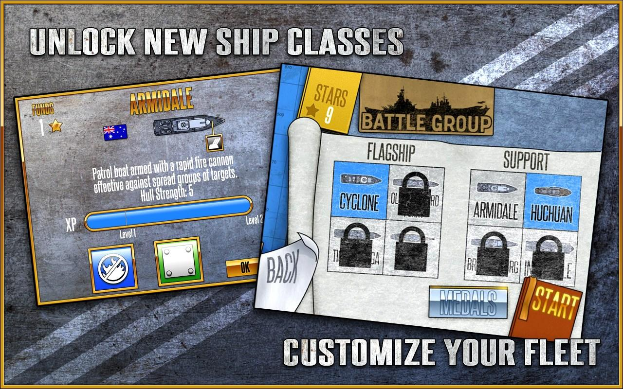 Battle Group Arcade - screenshot