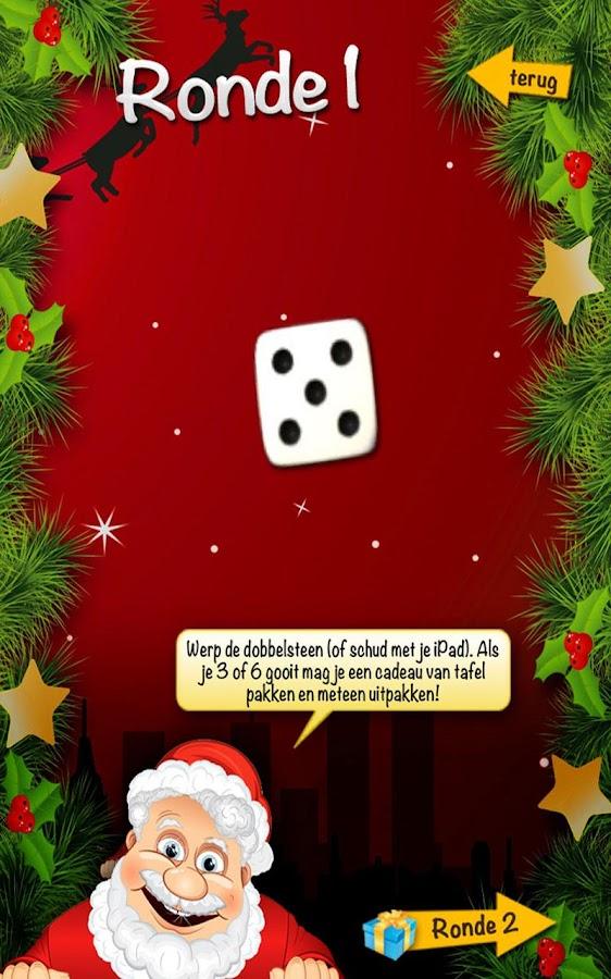 Kerst Dobbelspel HD- screenshot
