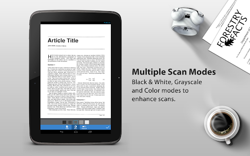 Tiny Scan:PDF Document Scanner - screenshot thumbnail
