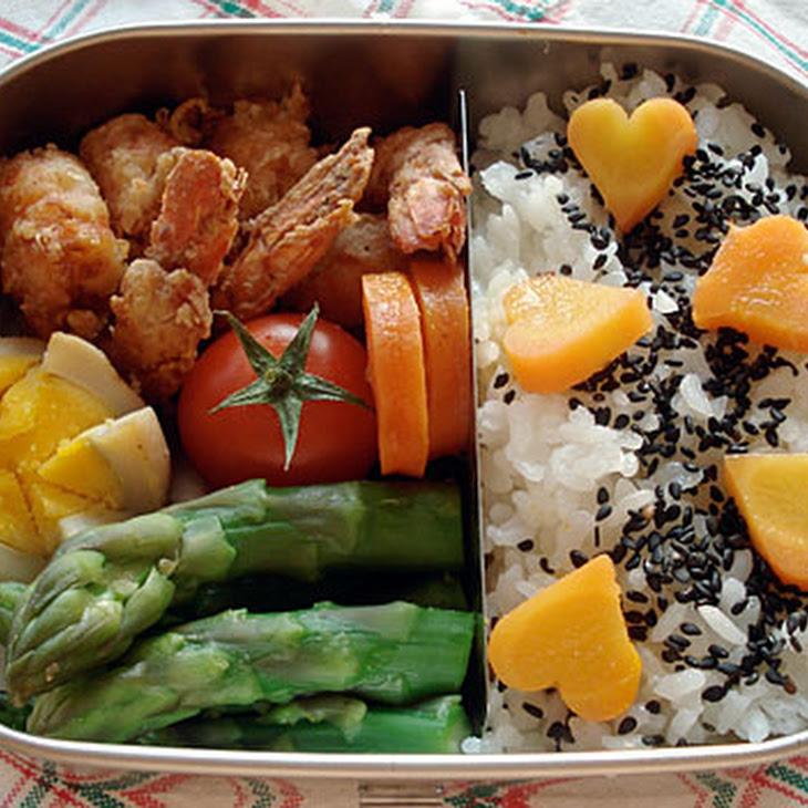 Japanese Crispy Fried Shrimp