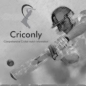 Criconly Cricket Scores & News