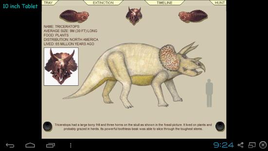 Dinosaur Hunt - náhled