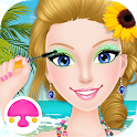 Seaside Spa Salon-Girls Games icon