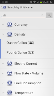 Unit Converter Plus- screenshot thumbnail