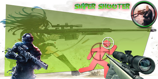 Jungle Shooter - Deadly Sniper