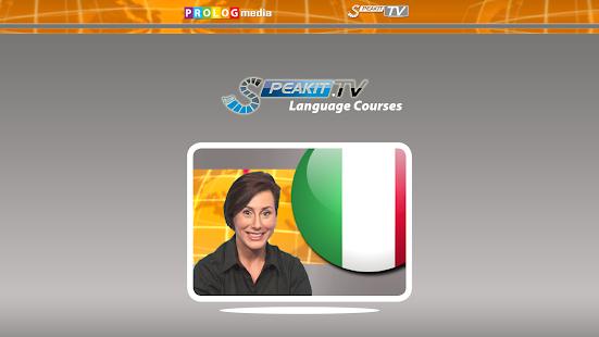 意大利语 - SPEAKIT 视频课程 d