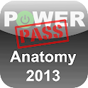Powerpass FRCR Anatomy 2013