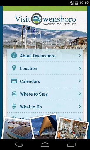 Visit Owensboro KY