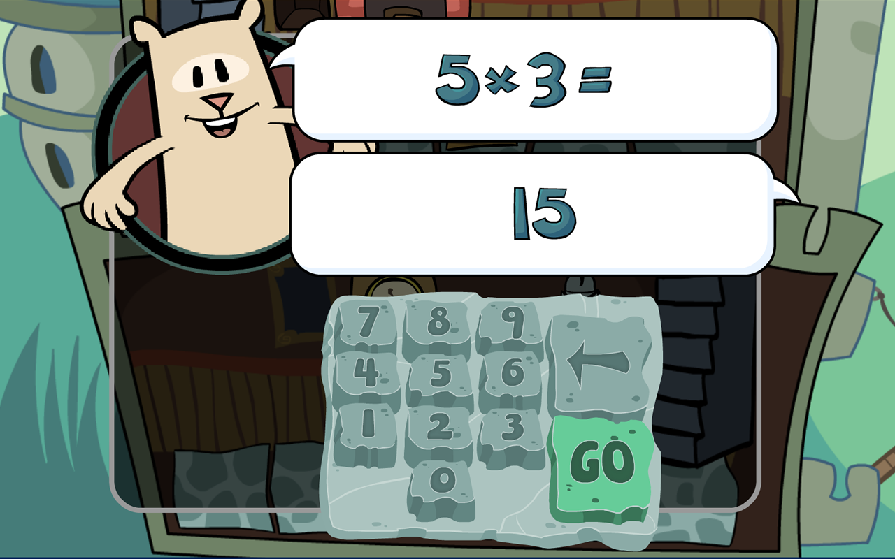 TVOKids Math Castle- screenshot