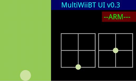 MultiWii BT Remote- screenshot thumbnail