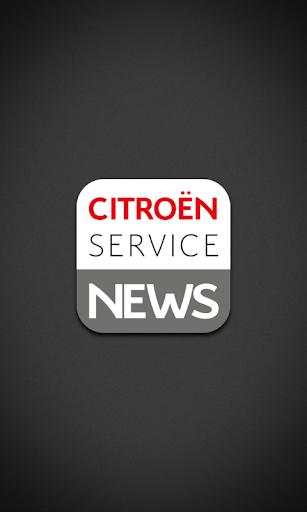 CITROËN SERVICE NEWS