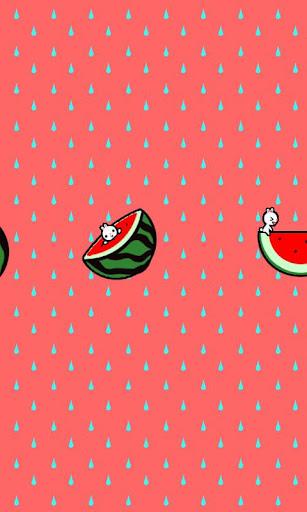 CUKI Theme Watermelon Skin