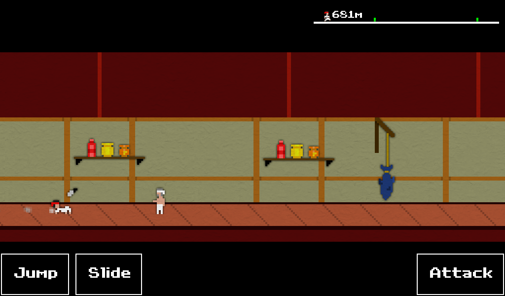 Kung Fu FIGHT!- screenshot