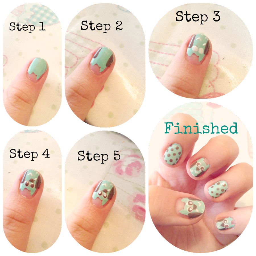 Nail art step by step android apps on google play nail art step by step screenshot prinsesfo Choice Image