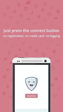 Unlimited Free VPN - betternet 2.5.9 screenshot 49726