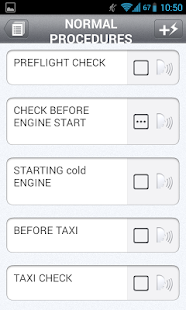 Aviation Checklist- screenshot thumbnail