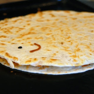 Refried Bean Quesadillas – 5 Minute Meal Recipe