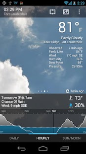 BeWeather & Widgets Pro Screenshot 2