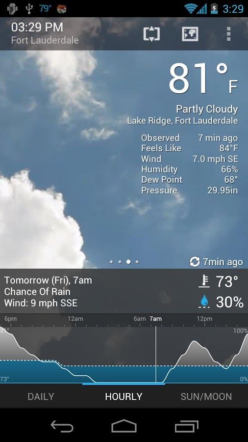 BeWeather & Widgets Pro- screenshot