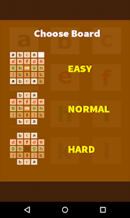 Add Letters Puzzle Game- screenshot thumbnail