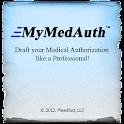 MyMedAuth - HIPAA Medical Form icon