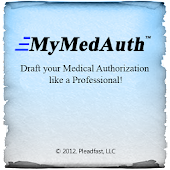 MyMedAuth - HIPAA Medical Form