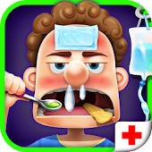Little Flu Doctor - kids games