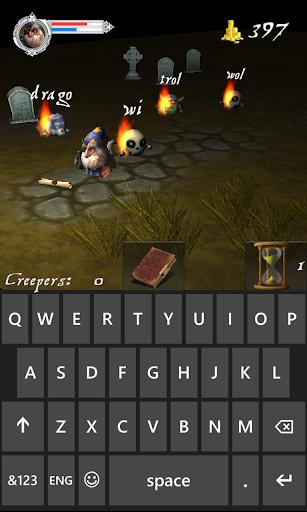 Spelling Spells - Typing Quest