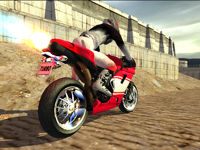 Dirt Rally - Turbo Bike Sprint