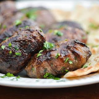 Sheftalia (Cypriot Lamb and Pork Sausage).
