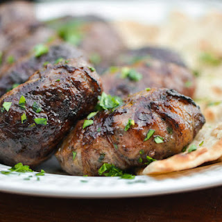 Sheftalia (Cypriot Lamb and Pork Sausage).