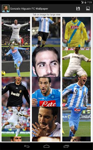 Gonzalo Higuain FC Wallpaper