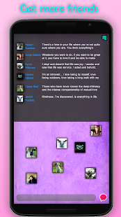 Teen Chat Room- screenshot thumbnail