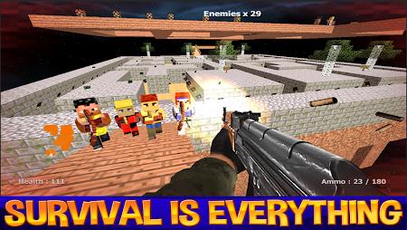 King Of Blocks Fist Tournament C-1 screenshot 55138
