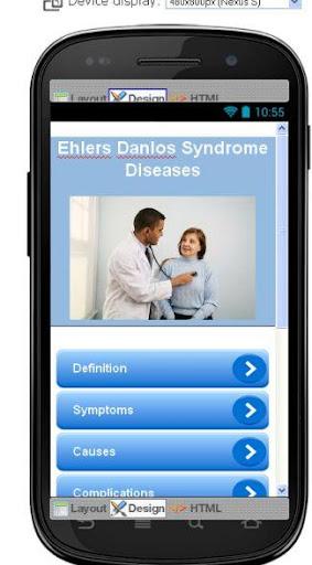 Ehlers Danlos Syndrome Disease