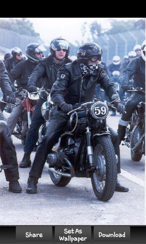 Vintage Bikes Gallery - screenshot