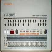 Electrum Roland TR-909 Samples