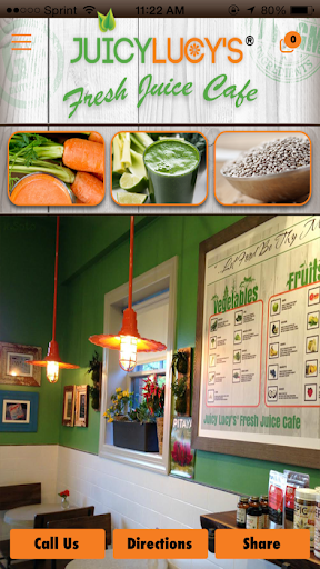 Juicy Lucy's Fresh Juice Cafe