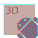Easy 3D Camera FREE (Ads) icon