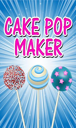 Cake Pops Maker FREE