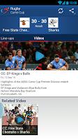 Screenshot of SuperSport