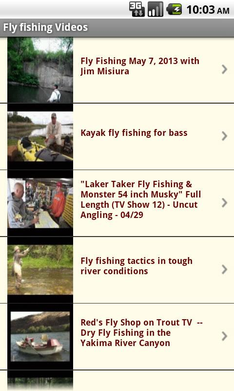 Ultimate Fly Fishing - screenshot