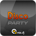 Disco Party by mix.dj logo