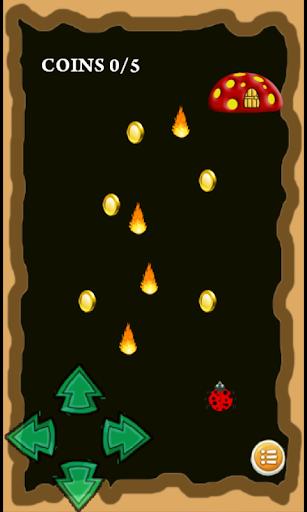 【免費街機App】飞虫 火 逃生 - 免费 游戏-APP點子